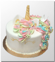 Wedding-Cake Licorne